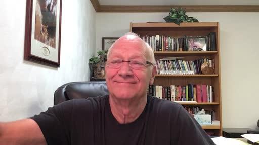 July 21 Pleasing God or Man Pastor Randy Hall