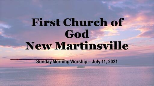 Sunday Morning Worship - &-11-21