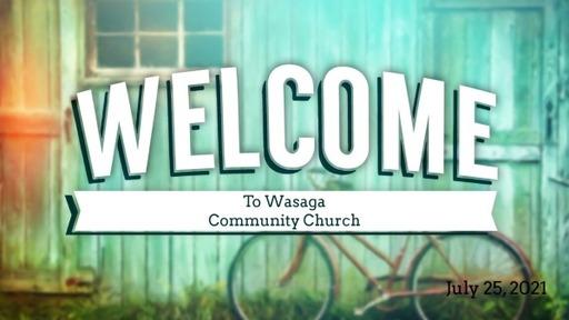 WCC 2021-07-25 Service 10:30