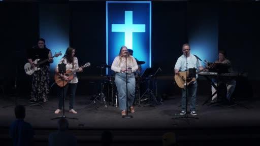 Sunday Morning Worship 7/18/21