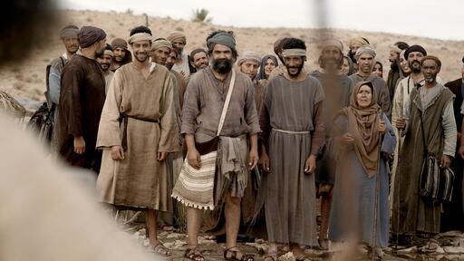 Gathering Disciples - Luke (Part 7)