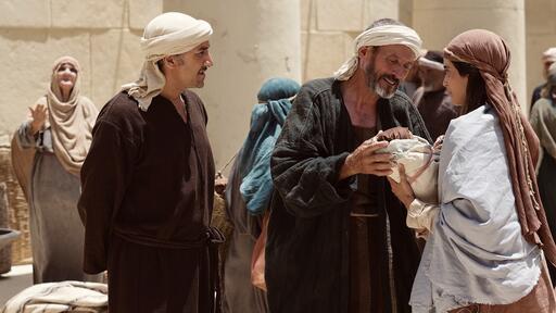 Three Landmarks In Luke 1-2  - Luke (Part 3)