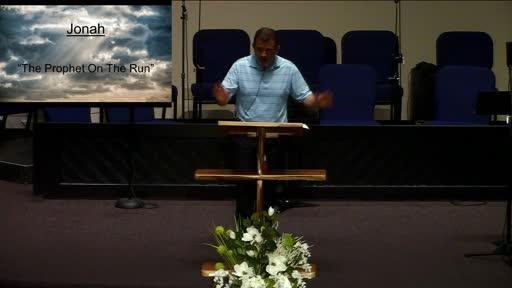 Sunday Morning Worship, August 1, 2021 Pastor Felipe