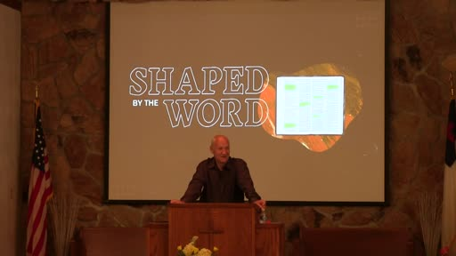 Mercy Me, Lord! 8-1-21 Pastor Randy Hall