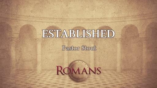 Established - Romans 16:18-27