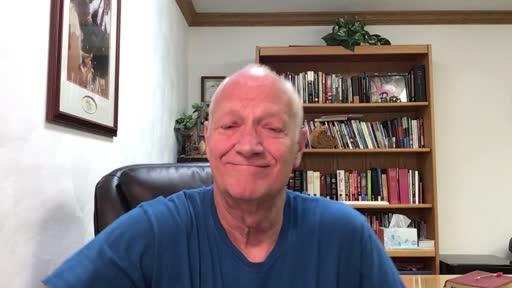 Wednesday Aug 4, 2021 Pastor Randy Hall
