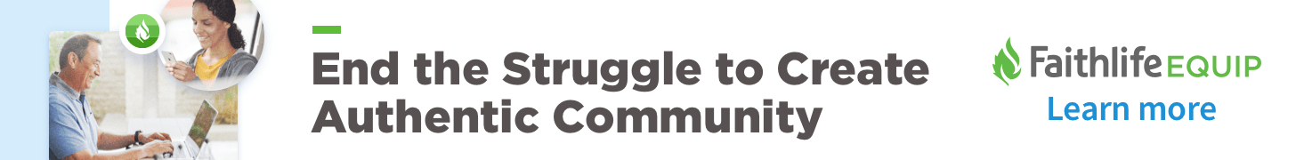 End the Struggle to Create Authentic Community