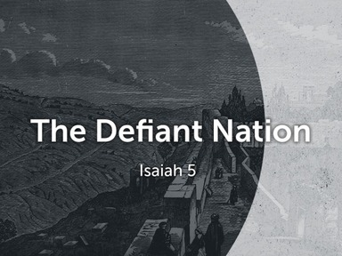 The Defiant Nation