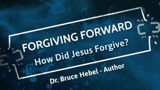 How Did Jesus Forgive