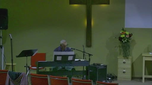 Guset Speaker - Rev Howard Kruzie