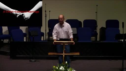 A Christ-Centered Marriage, Dr. Ben Karner