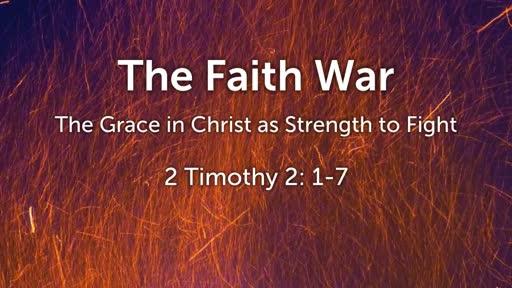 December 4, 2016 - 2 Timothy 2: 1-7