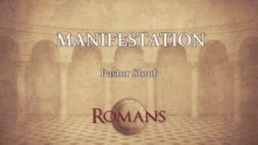 Manifestation - Romans 16:25-26