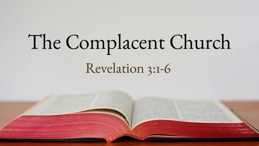 The Complacent Church