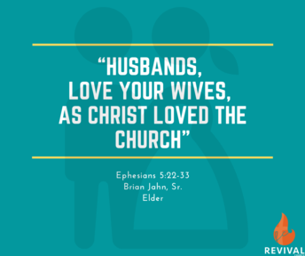 Manhood and Womanhood in the Household of God...the Church
