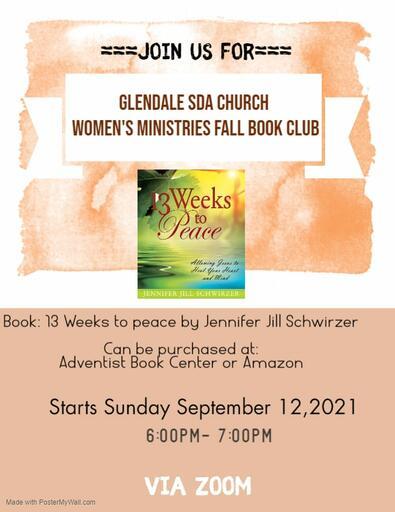 Women's Ministry Flyer