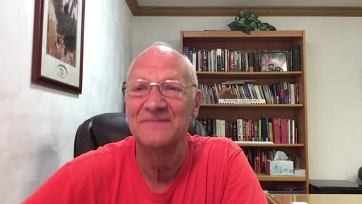 Sound Mind Aug 18, 2021 Pastor Randy Hall