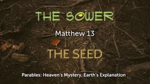 The Sower The Seed