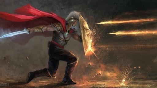 The Armor of God - The Shield of Faith