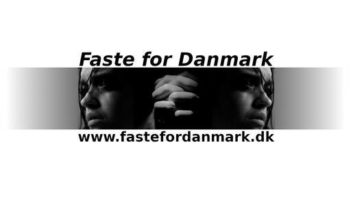 Faste for Danmark