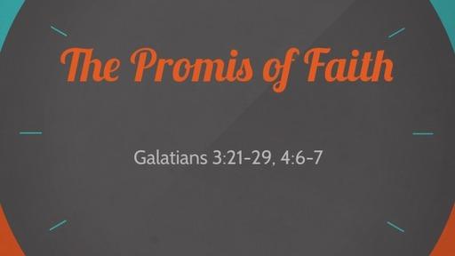 The Promise of Faith