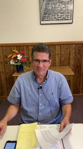 Wednesday Prayer & Devotion Service
