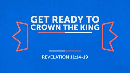 Get Ready to Crown the King