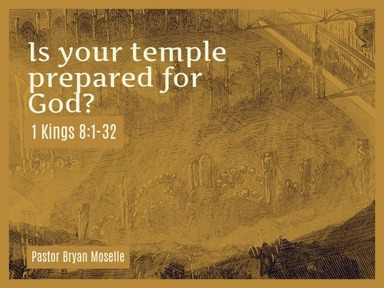 1 Kings 8:1-32