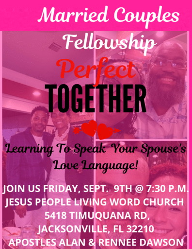 Married Couples Fellowship