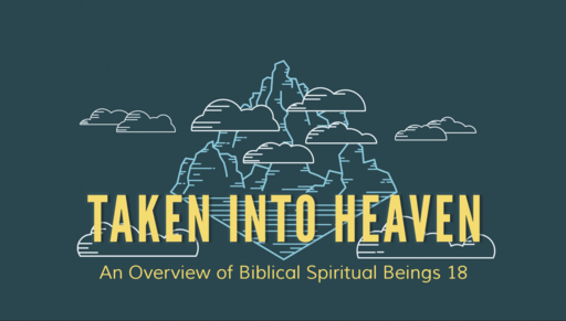 Taken Into Heaven- Overview of Biblical Spiritual Beings 18