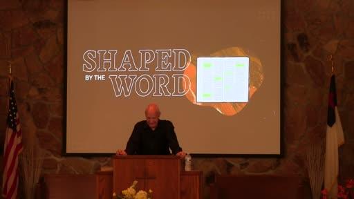 Speak the Word 9-5-21 Pastor Randy Hall