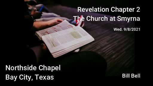 Revelation Chapter 2 Part II - Smyrna, the Persecuted Church