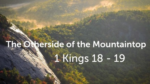 The Otherside of the Mountaintop