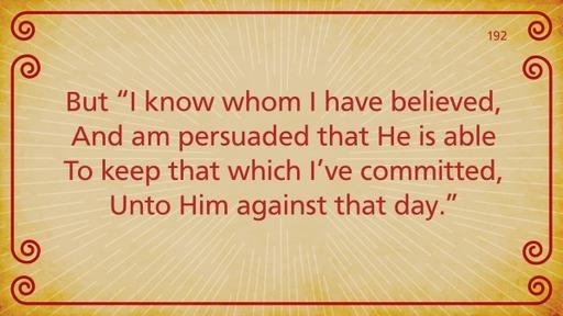 Purpose of Spirituals