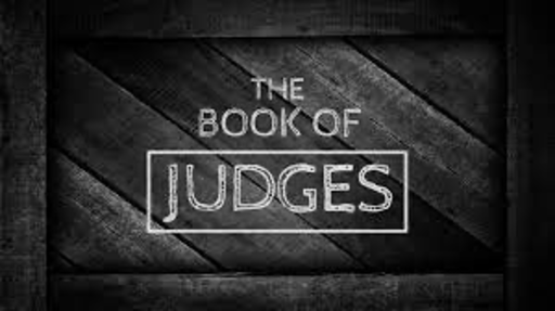 Self-Styled Morality, from Judges 19:1-21:25