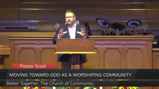 Worship Service - 9/12/2021