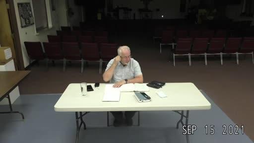 Spiritual Warfare: Job 1-2