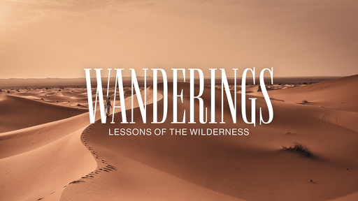 Wanderings - Lessons of the wilderness