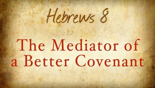 The new Covenant in my Blood