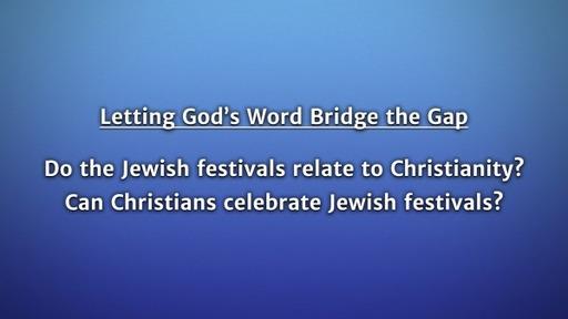 Letting God's Word Bridge the Gap