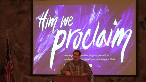 Season of Change 9-19-21 Guest: Pastor Jamie Waters