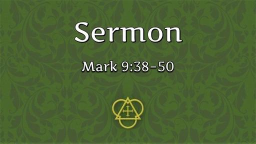 2021-09-26 - 18 Pentecost (Proper 21B)
