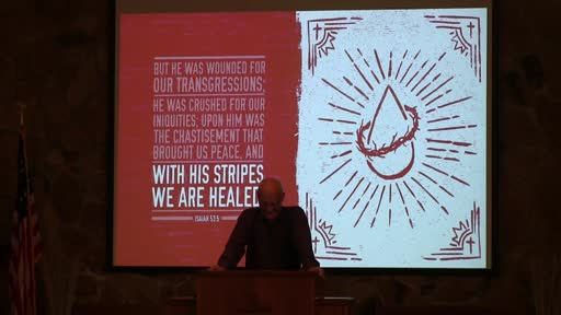 Discernment Thru the Gifts of the Spirit 10-3-21 Pastor Randy Hall