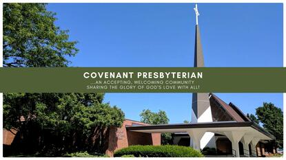 The Upside-Down Kingdom-Where the Great Serve - with Joel Esala - Oct. 17 , 21'  Covenant PCUSA