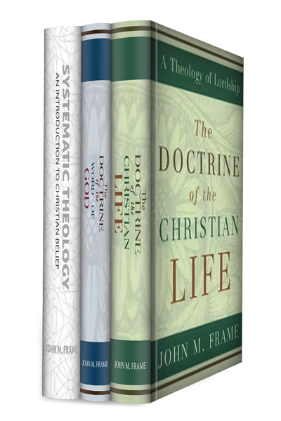 John M. Frame Collection (3 vols.)