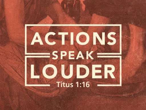 Actions That Adorn the Gospel