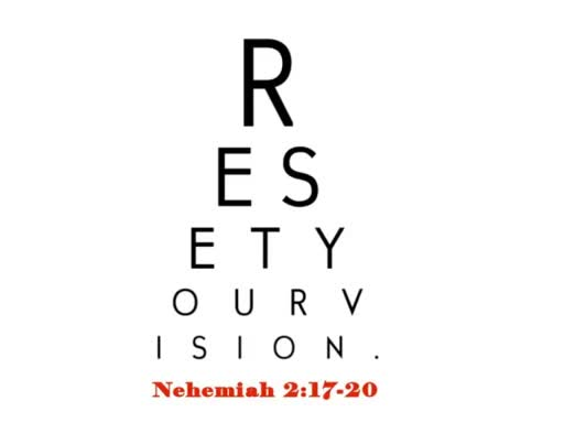 Reset Your Vision