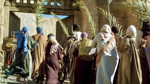 Jesus Approaches And Weeps Over Jerusalem - Luke (Part 17)