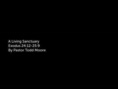 "Sunday Service ""A Living Sanctuary"""
