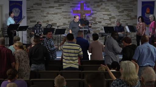 2021.10.10 AM Evangelist Jon Hale